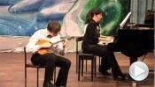 Концерт в Шушенском