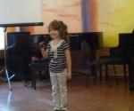 Школьный конкурс юных вокалистов